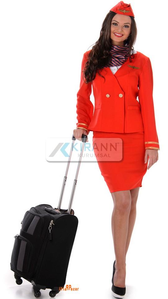 Pilot and Stewardess Uniform